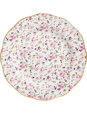 ROYAL ALBERT Rose Confetti salad plate 20cm
