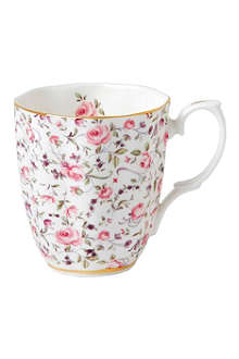 ROYAL ALBERT Vintage floral mug