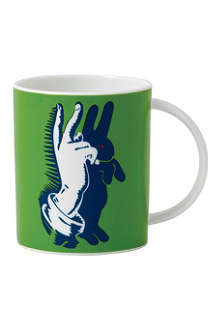 ROYAL DOULTON 'Bunny fingers' mug