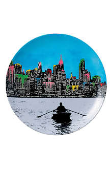 ROYAL DOULTON Nick Walker morning after New York plate