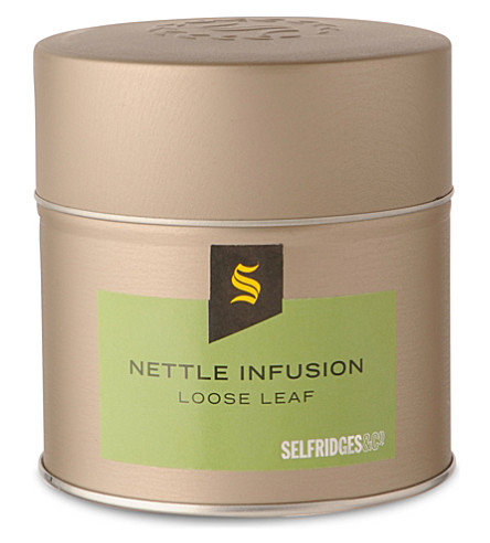 SELFRIDGES SELECTION Nettle infusion loose leaf tea 42g
