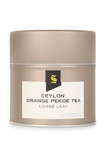 SELFRIDGES SELECTION Ceylon orange pekoe loose leaf tea 100g