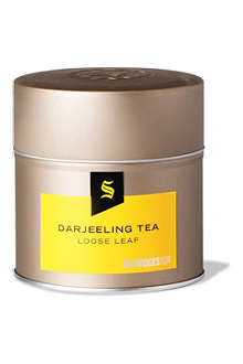 SELFRIDGES SELECTION Darjeeling loose leaf tea 100g