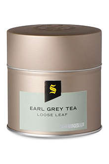 SELFRIDGES SELECTION Earl Grey loose leaf tea 125g