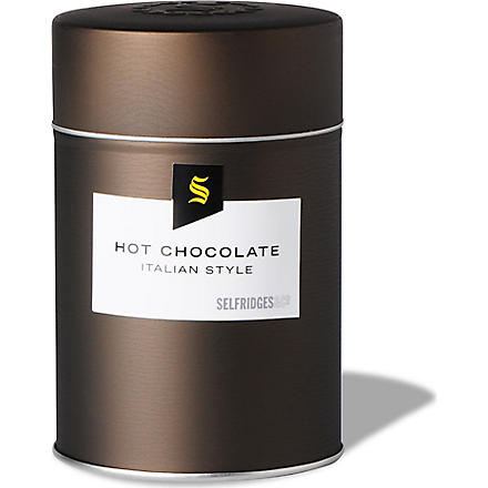 SELFRIDGES SELECTION Italian Style hot chocolate 250g