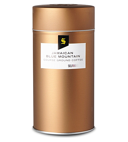 SELFRIDGES SELECTION Jamaican Blue Mountain coffee 250g