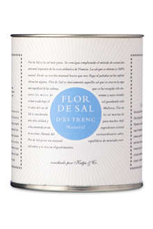 D'Es Trenc natural salt crystals 180g