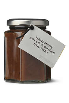 SELFRIDGES SELECTION Apple and ginger chutney 195g