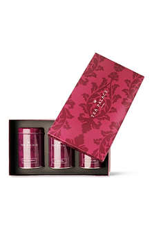 TEA PALACE Palace Favourites loose tea gift box 3 x 125g
