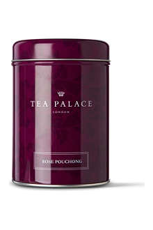 TEA PALACE Rose Pouchong loose tea 125g