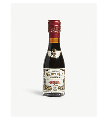 GUISEPPE GUISTI Raspberry Balsamic Vinegar di Modena 100ml