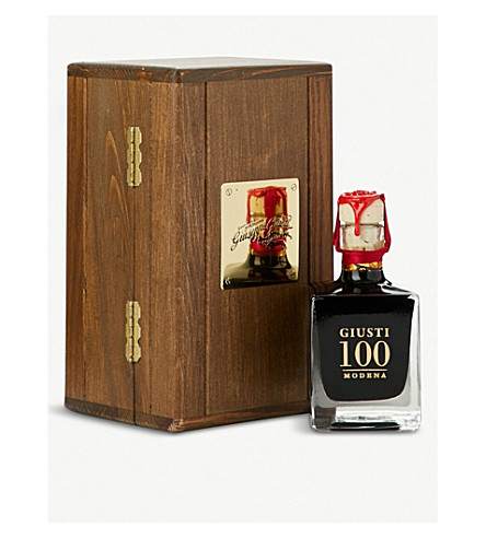 GUISEPPE GUISTI 100 year old balsamic vinegar 100ml