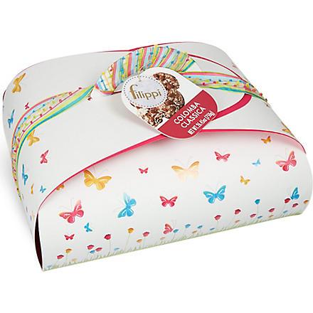 FILIPPI Butterfly Classic Colomba cake 750g