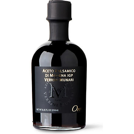 VERRINI MUNARI Balsamic vinegar gold 250ml