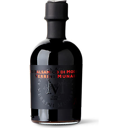 VERRINI MUNARI Balsamic vinegar rosso 250ml