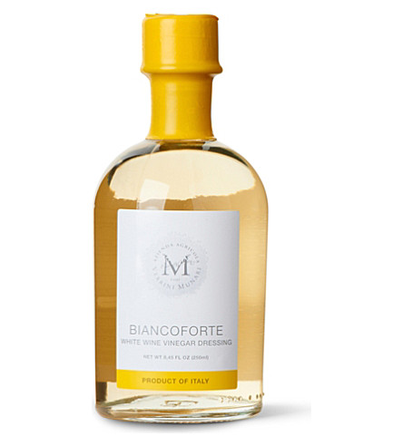 Biancoforte white wine vinegar 250ml