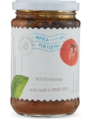 NONE Tomato & pesto sauce 340g