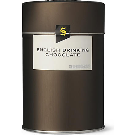 English drinking chocolate
