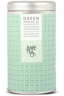 RARE TEA CO Green whole leaf tea 25g