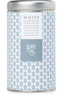 RARE TEA CO Rare tea white silver tip tea 25g