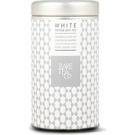 RARE TEA CO White whole leaf tea 20g