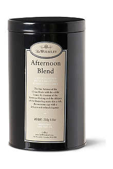 THE WOLSELEY Afternoon Blend loose tea tin 250g