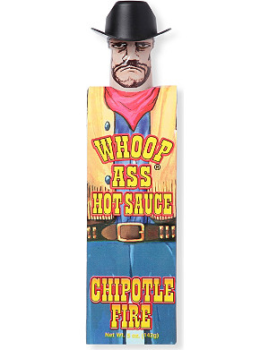 WHOOP ASS Chipotle Fire hot sauce 142g