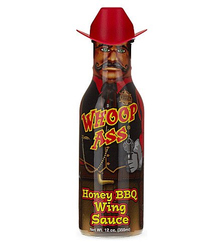 WHOOP ASS Whoop Ass Habenero Wing sauce