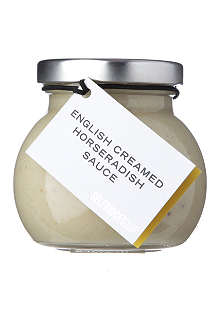 SELFRIDGES SELECTION English creamed horseradish sauce 180g