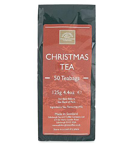 CHRISTMAS Christmas teabags 125g