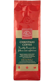 CHRISTMAS Christmas cafetiere coffee 227g