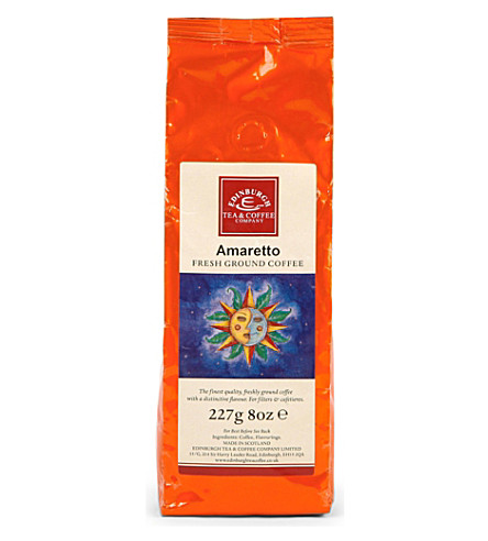 COFFEE Amaretto flavoured coffee 227g