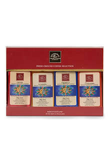Flavoured coffee selection 120g