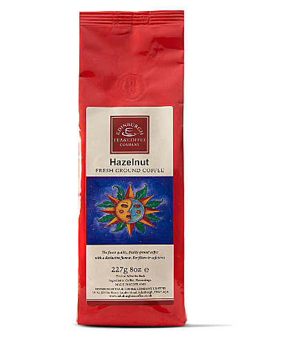 COFFEE Hazelnut flavoured coffee 227g