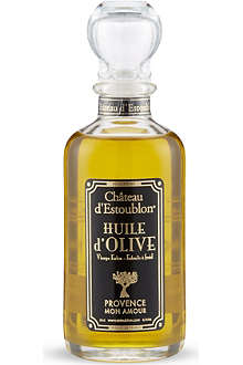 CHATEAU D'ESTOUBLON Provence mon Amour extra virgin olive oil  200ml