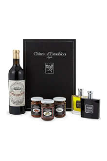 CHATEAU D'ESTOUBLON Epicure Black gift set