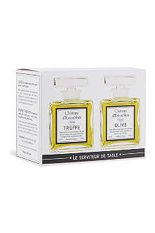 CHATEAU D'ESTOUBLON Olive oil duo set 2 x 50ml