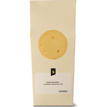 SELFRIDGES SELECTION Lemon biscuits 200g