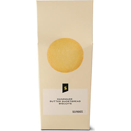 SELFRIDGES SELECTION Shortbread biscuits 200g