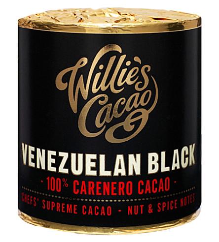WILLIES Venezuelan Black Carenero Superior pure cacao