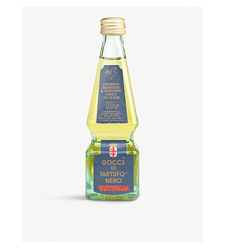 THE FRESH OLIVE COMPANY Black truffle oil 55ml
