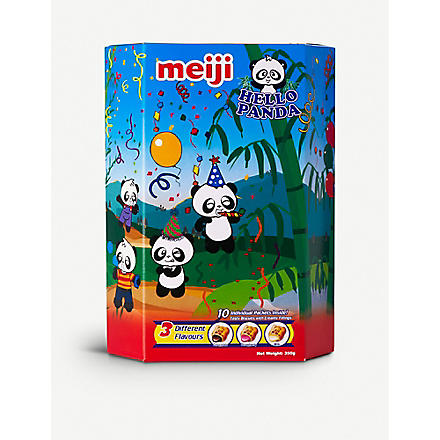 MEIJI Assorted biscuits 350g