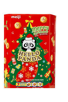 MEIJI Limited edition Christmas biscuits 260g