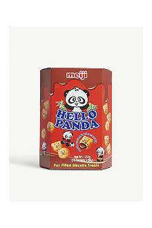 MEIJI Chocolate cream biscuits 260g