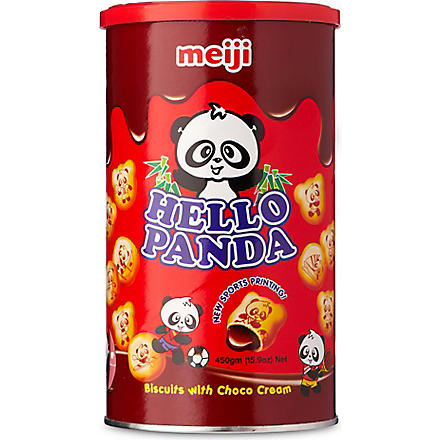 MEIJI Chocolate cream biscuits 450g