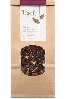 LEAF Aromatic chai loose leaf tea 125g
