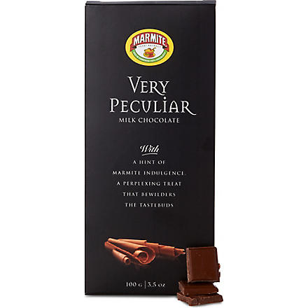 MARMITE Marmite chocolate bar 100g