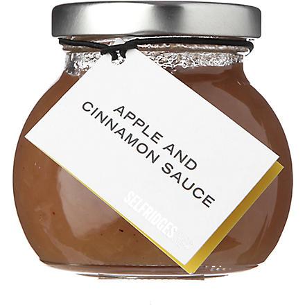 SELFRIDGES SELECTION Apple and cinnamon sauce 210g