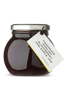 SELFRIDGES SELECTION Blackberry and apple jam 340g