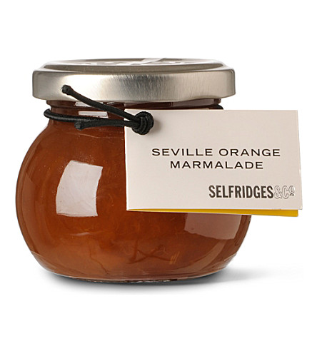 SELFRIDGES SELECTION Seville orange marmalade